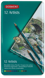 Artists Pencils, Set of 12
