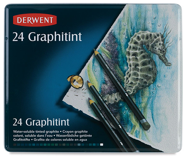 Graphitint Pencils, Set of 24