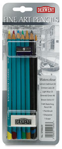 Watercolor Pencils Pack