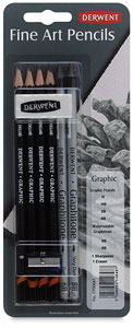 Fine Art Pencils Pack