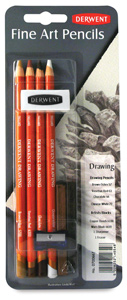Drawing Pencils Pack