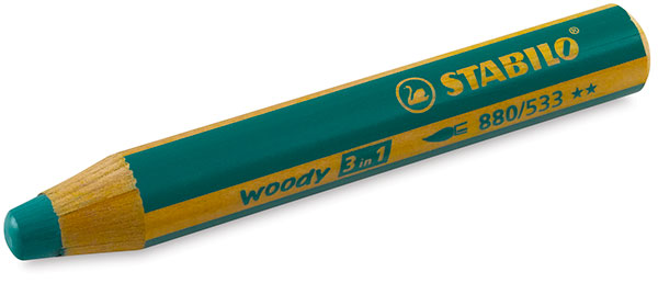 Woody 3 in 1 Pencil