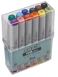 Copic Original Marker Sets