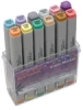 Original Markers, Pastels Set of 12 Colors  NEW!