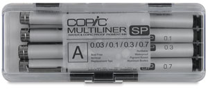 Multiliner SP Set A  NEW!