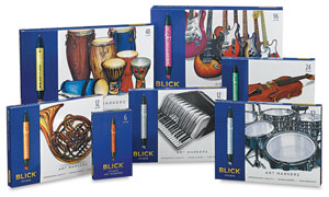 Blick Studio Marker Sets