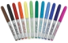 Set of 12, Assorted Colors, Fine