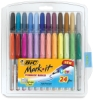 Set of 24, Assorted Colors, Fine