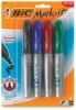 Assorted Colors, Set of 4, Chisel
