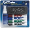 Chisel Tip Dry Erase Original Starter Set