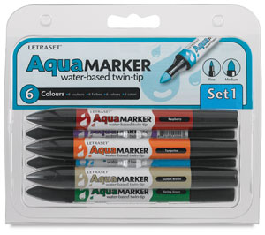 6 Markers, Set 1