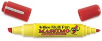 Artline MultiPen Massimo Markers