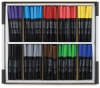 Bullet Tip Markers, School Pack of 480,