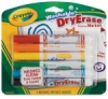 Crayola Washable Dry Erase Markers