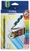 Lyra Groove Slim Colored Pencils, 36 Count
