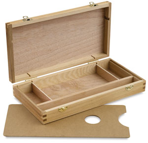 Artist&#39;s Sketch Box with Palette