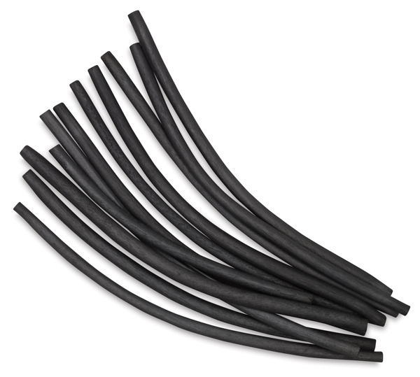 Thin Willow Charcoal, pkg of 12