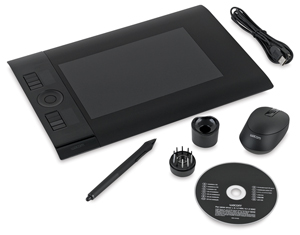 Intuos5 touch Medium Pen Tablet