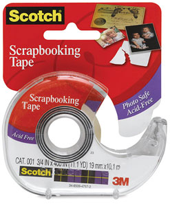 Scrapbooking Tape