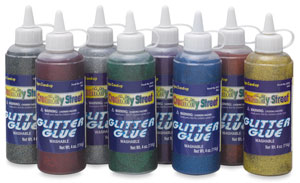 Set of 8 Colors, in 4&amp;nbsp;oz Bottles
