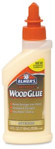 Carpenter&#39;s Wood Glue, 4 oz