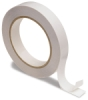 Double-Sided Tape, &frac34;&quot;, Dual Tack