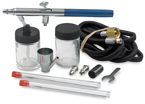 Model 150 Professional Airbrush Set