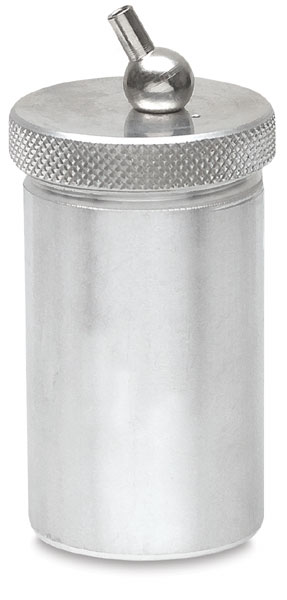 Aluminum Cup (with cover), 2 oz