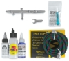 Eclipse Bottle Feed Airbrush Kit