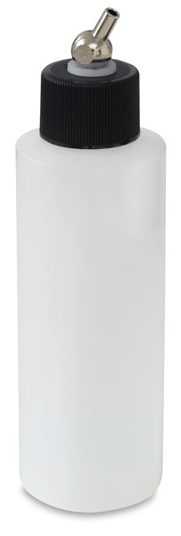Translucent Cylinder Bottle, 4 oz