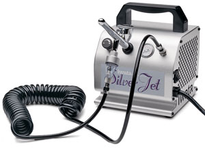 Silver Jet Studio Compressor