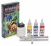 BCR R2002 Airbrush Set