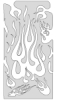 Flame Master Complete Templates, Set of 2