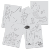 Pirate Girlies Templates, Set of 5