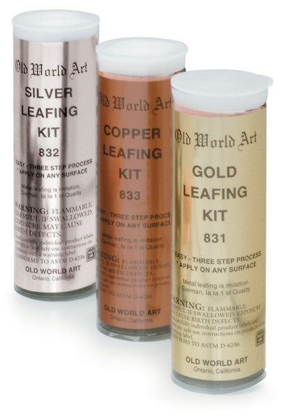 Silver, Copper, and Gold Kits