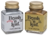Amaco Brush &#39;N Leaf Liquid Metallic