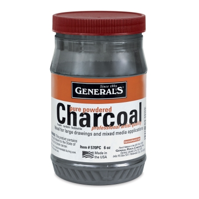 General's Powdered Charcoal