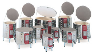 KM Series Kilnmaster Automatic Kilns