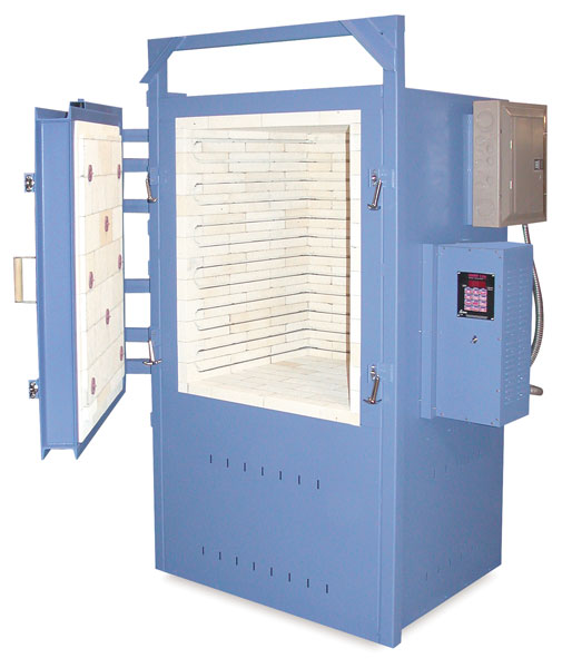 Super Dragon Digital Front-Loading Kiln
