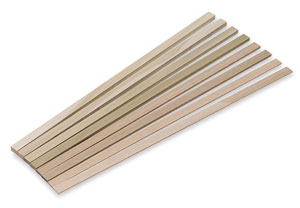 Clay Thickness Strips