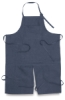 Wheel Thrower&#39;s Denim Apron