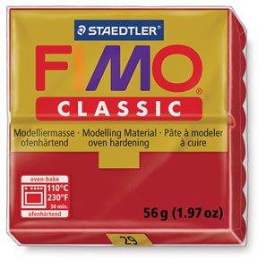 Fimo Classic Polymer Clay, 2&amp;nbsp;oz