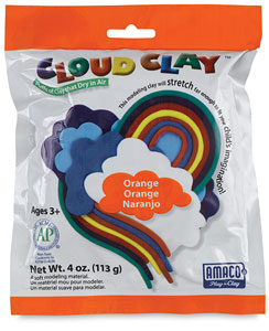 Cloud Clay, Orange