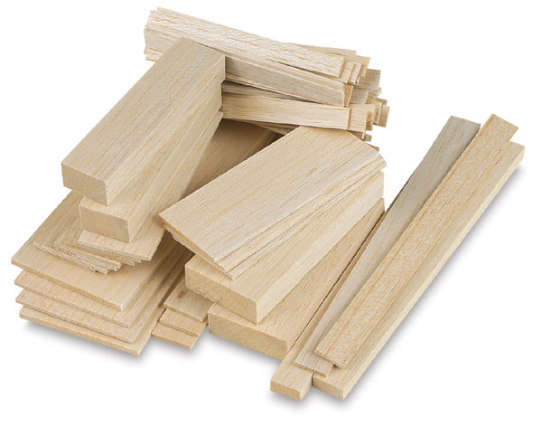 Balsa Bag Assortment