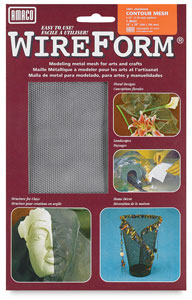 Contour Mesh, Single Sheet