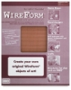 Decorative Mesh, Copper, Package of 2 Sheets