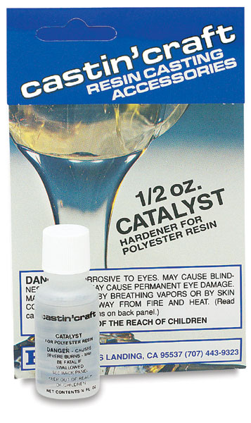 33520 0020 castin 39 craft clear polyester casting resin for Castin craft clear resin