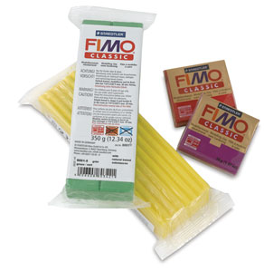 Fimo Classic Polymer Clay, 2&amp;nbsp;oz and 13&amp;nbsp;oz Sizes