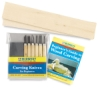 Midwest Products Wood Carver&#39;s Starter Kit