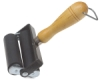 Testrite Pro Double Hard Rubber Brayer